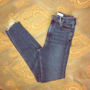ASOS High Rise Denim Skinny Jeans 👖